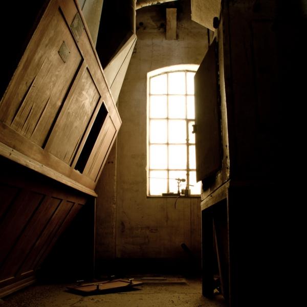 brasserie abandonnée