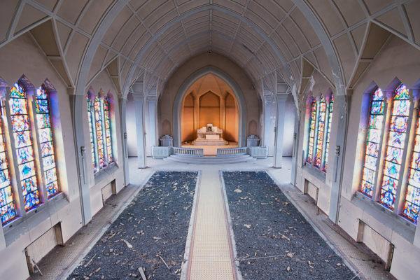 Petit tour au pensionnat catholique
