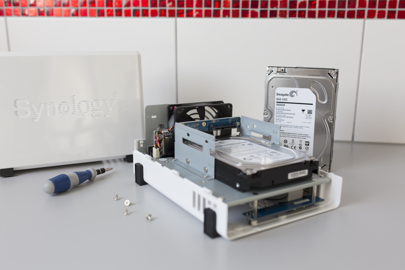 test-synology-ds213air